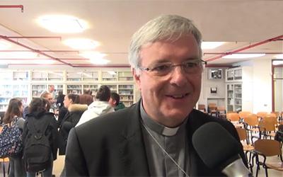 Mons. Michele Tomasi Vescovo di Treviso